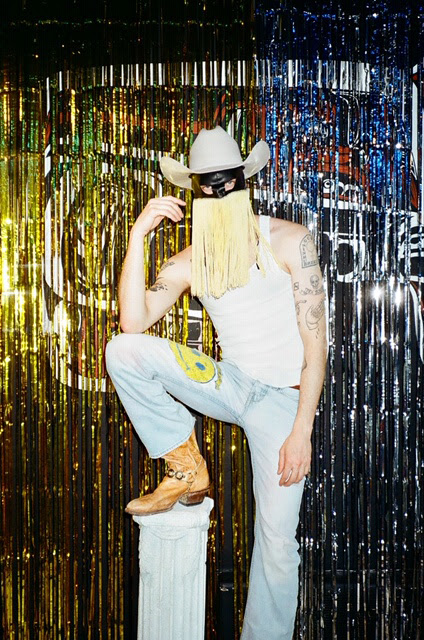 """Orville Peck has shared a new video for """"Queen of the Rodeo."""" The clip was directed by Austin Peters (Haim, Chvrches, Bastille), and also features a special"""