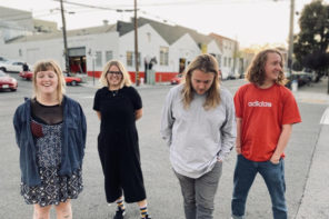 "Penelope Isles have released a video for ""Underwater Record Store"""