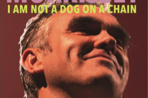 "Morrissey has today released his new track ""Knockabout World"""