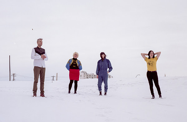 """""""Surrender into Waiting Arms,"""" by Edmonto Aberta band Wears, is Northern Transmissions 'Song of the Day.'"""