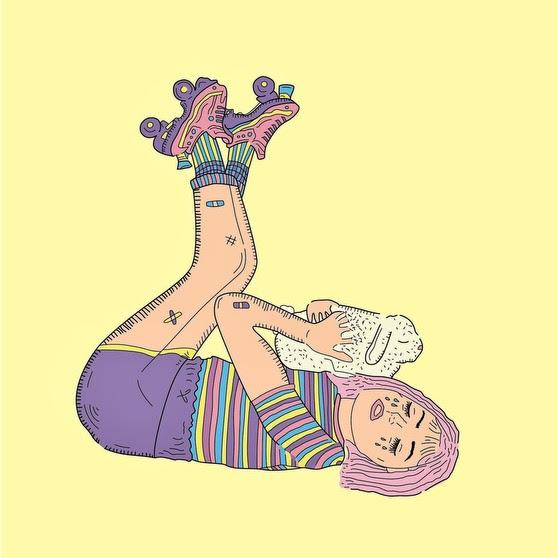 Honeymoon by Beach Bunny, album review by Adam Williams. The Joe Reinhart produced album, (Hop Along, Modern Baseball, Joyce Manor), is now out via Mom+Pop