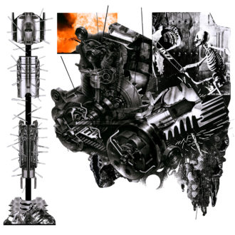 "black midi have dropped their new single, ""Sweater."""