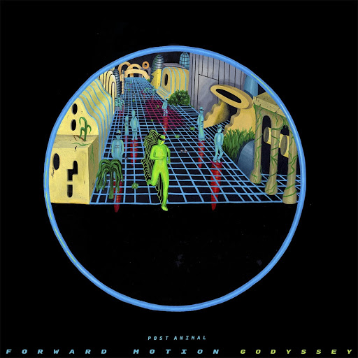 Forward Motion Godyssey by Post Animal, album review by Leslie Chu for Northern Transmissions