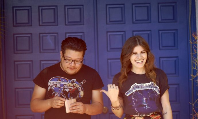 """Best Coast have shared live performances of """"Everything Has Changed"""" and """"Different Light."""""""