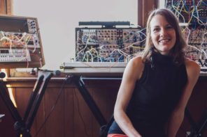 """""""Expanding Electricity"""" by Kaitlyn Aurelia Smith is Northern Transmissions Song of the Day"""