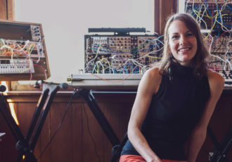 """Expanding Electricity"" by Kaitlyn Aurelia Smith is Northern Transmissions Song of the Day"