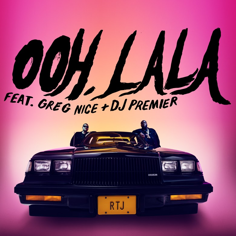 """Run The Jewels share new single """"Ooh LA LA (feat. Greg Nice & DJ Premier)"""""""