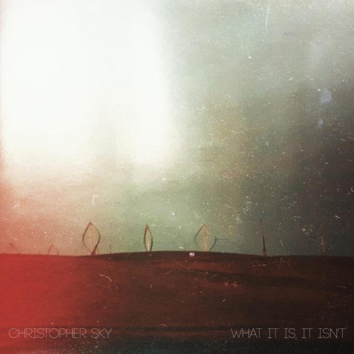 "Los Angeles-based mulit-instrumentalist Christopher Sky shares ""Under The Waves"""