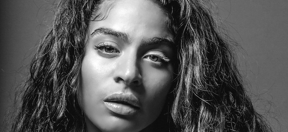 "Jessie Reyez and VEVO have teamed up for the live performances of ""Figures"""