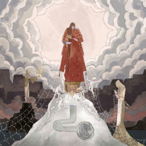 Womb by Purity Ring, album review by Adam Fink for Northern Transmissions