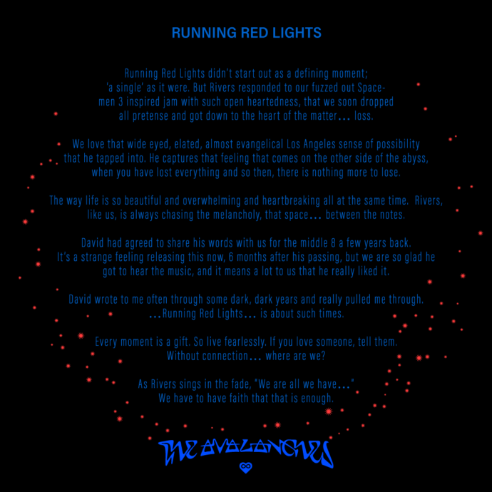 """The Avalanches Team Up With Rivers Cuomo on new single """"Running Red Lights"""""""