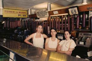 "Haim Share new single/video ""The Steps"""