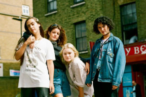 """Hinds have released a new video for """"Come Back And Love Me"""