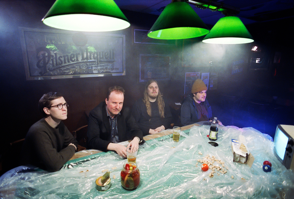Protomartyr have revealed their new full-length Ultimate Success, will come out May 29th
