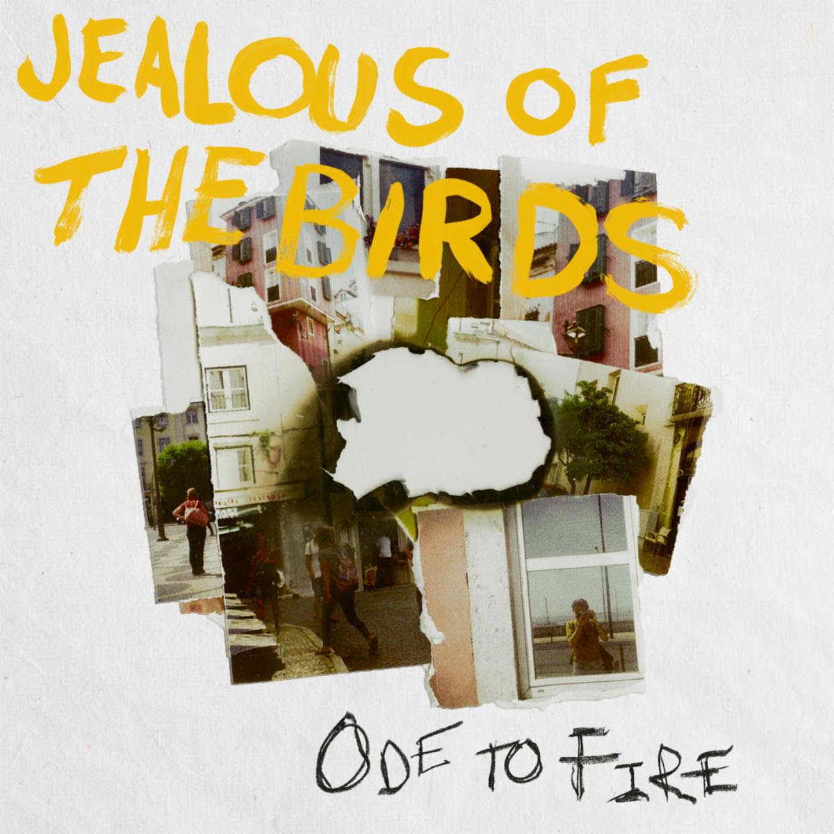 """Ode To Fire"" by Irish singer/songwriter Naomi Hamilton AKA: Jealous of the Birds is Northern Transmissions Song of the Day"