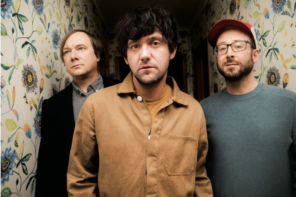 """Today, sees the release of new material from Bright Eyes. The are sharing the first recordings from their recent studio sessions, """"Persona Non Grata"""""""