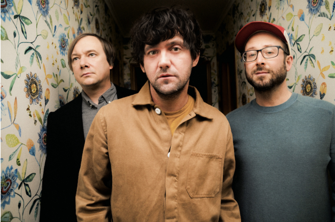 "Today, sees the release of new material from Bright Eyes. The are sharing the first recordings from their recent studio sessions, ""Persona Non Grata"""