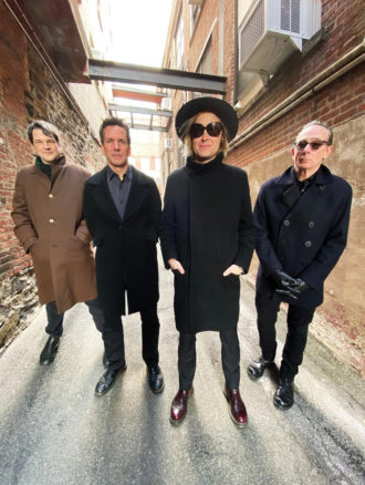 """Fake Names have shared their new single """"Brick."""" The song is described as a classic punk anthem complete with chant-along chorus and revolution-minded"""