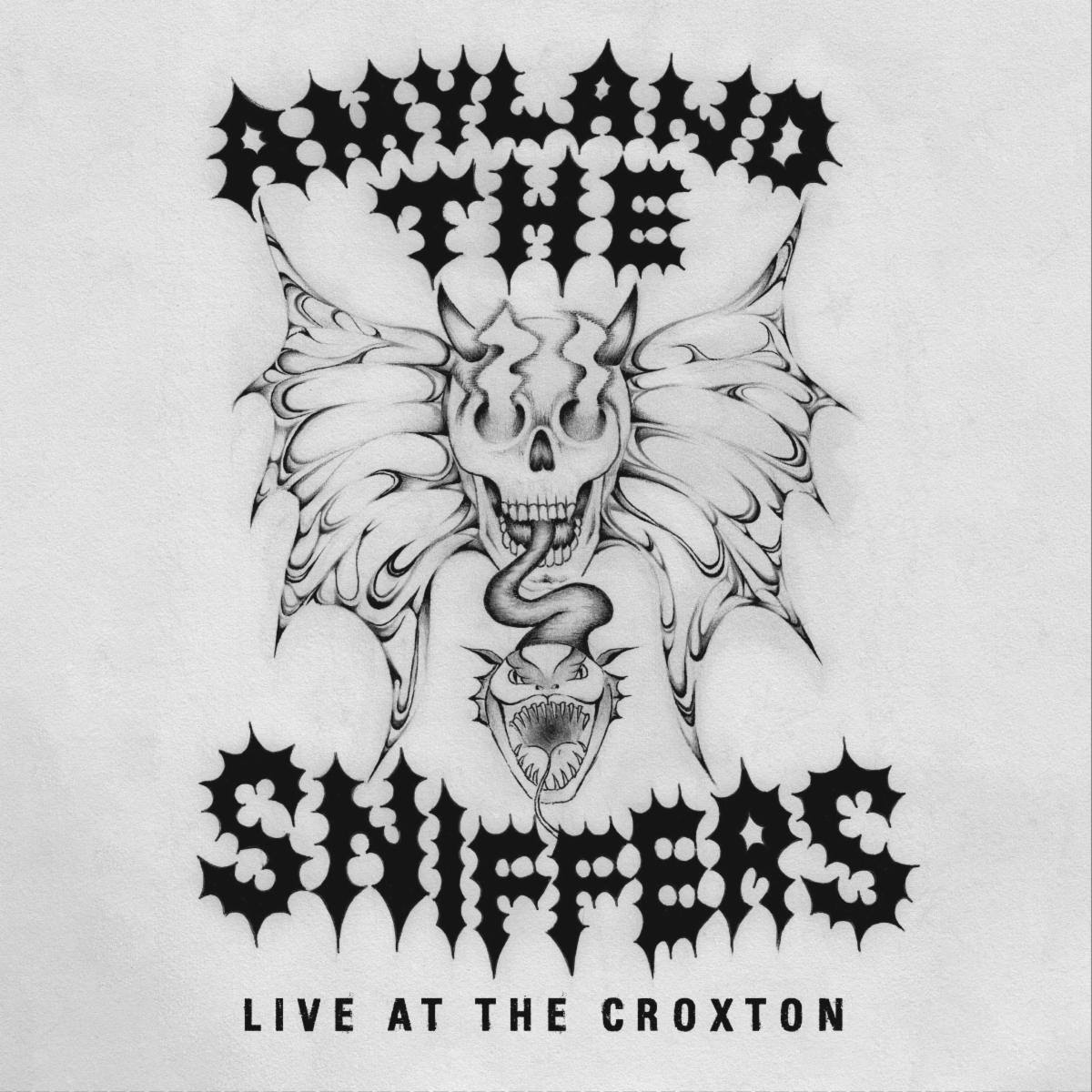 Amyl and The Sniffers have announced they will release Live At The Croxton