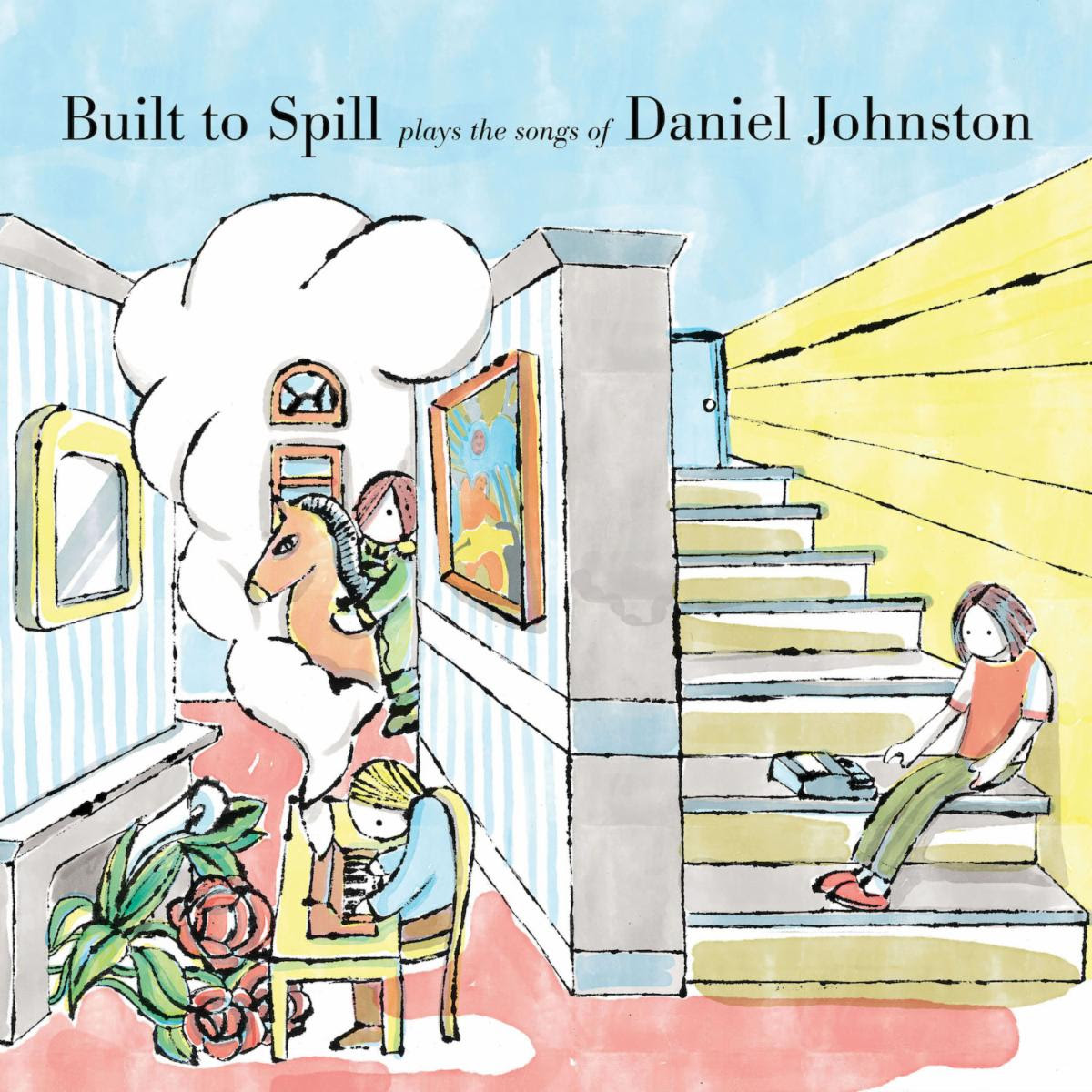 """Built To Spill have shared their version of the Daniel Johnston classic """"Life In Vain"""""""