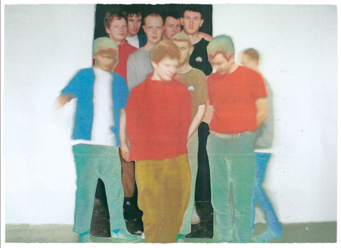 "UK band Squid Share new single ""Sludge"" available via Warp Records"
