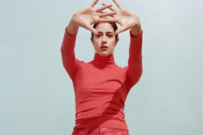 "Half Waif shares visualizer for ""In August"""
