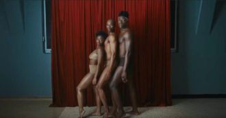 "Moses Sumney has released a new music video for ""Cut Me,"""