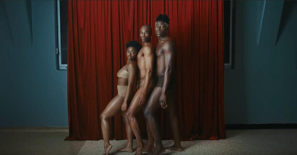 """Moses Sumney has released a new music video for """"Cut Me,"""""""