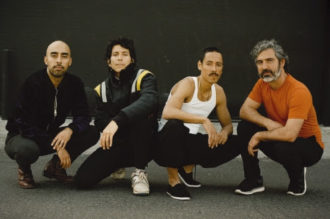 """Chicano Batman has shared their new single """"Blank Slate,"""" off their forthcoming full-length Invisible People, available May 1st release via ATO Records"""