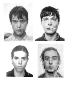 "Danish band Iceage, have released a new single/visualizer ""Lockdown Blues"