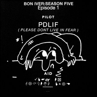 """Bon Iver, has released """"PDLIF,"""" a brand new song supporting health workers on the frontline of the coronavirus pandemic In an effort to provide essential"""