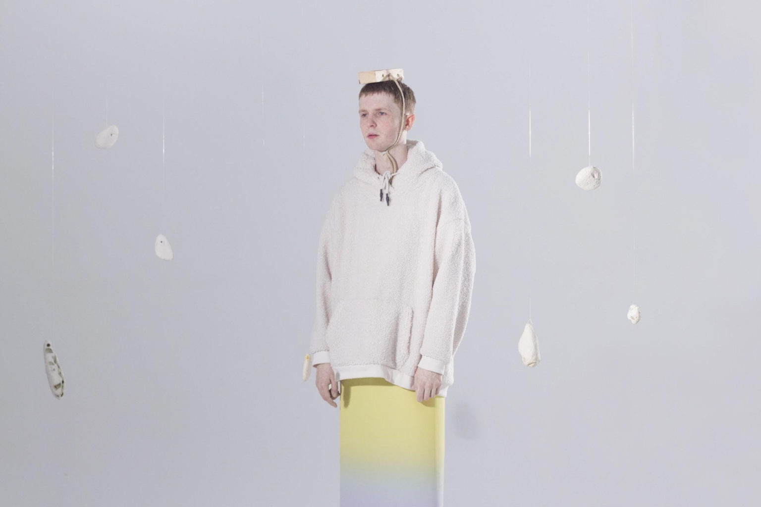 """Iglooghost, has shared a new video for his latest single """"Amu."""