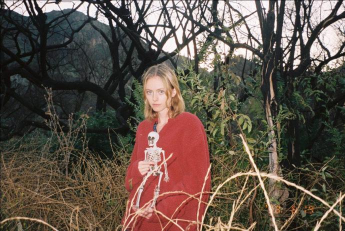 Skullcrusher aka: Helen Ballentine, has announced her debut, self-titled EP. The album will arrive on June 26th, via Secretly Canadian