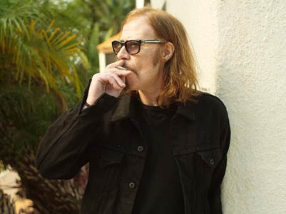 "Mark Lanegan shares new single ""Stockholm City Blues"""