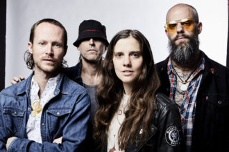 "Baroness have shared a new video for the song ""Tourniquet."" Dubbed ""Tourniquet (Socially Distant)"""