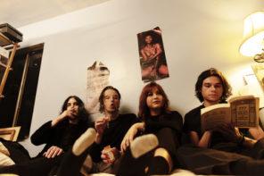 "Los Angeles psyche-rockers Gateway Drugs release ""Slumber"""