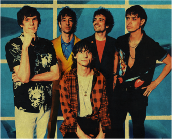 "The Strokes debut ""Brooklyn Bridge To Chorus"""