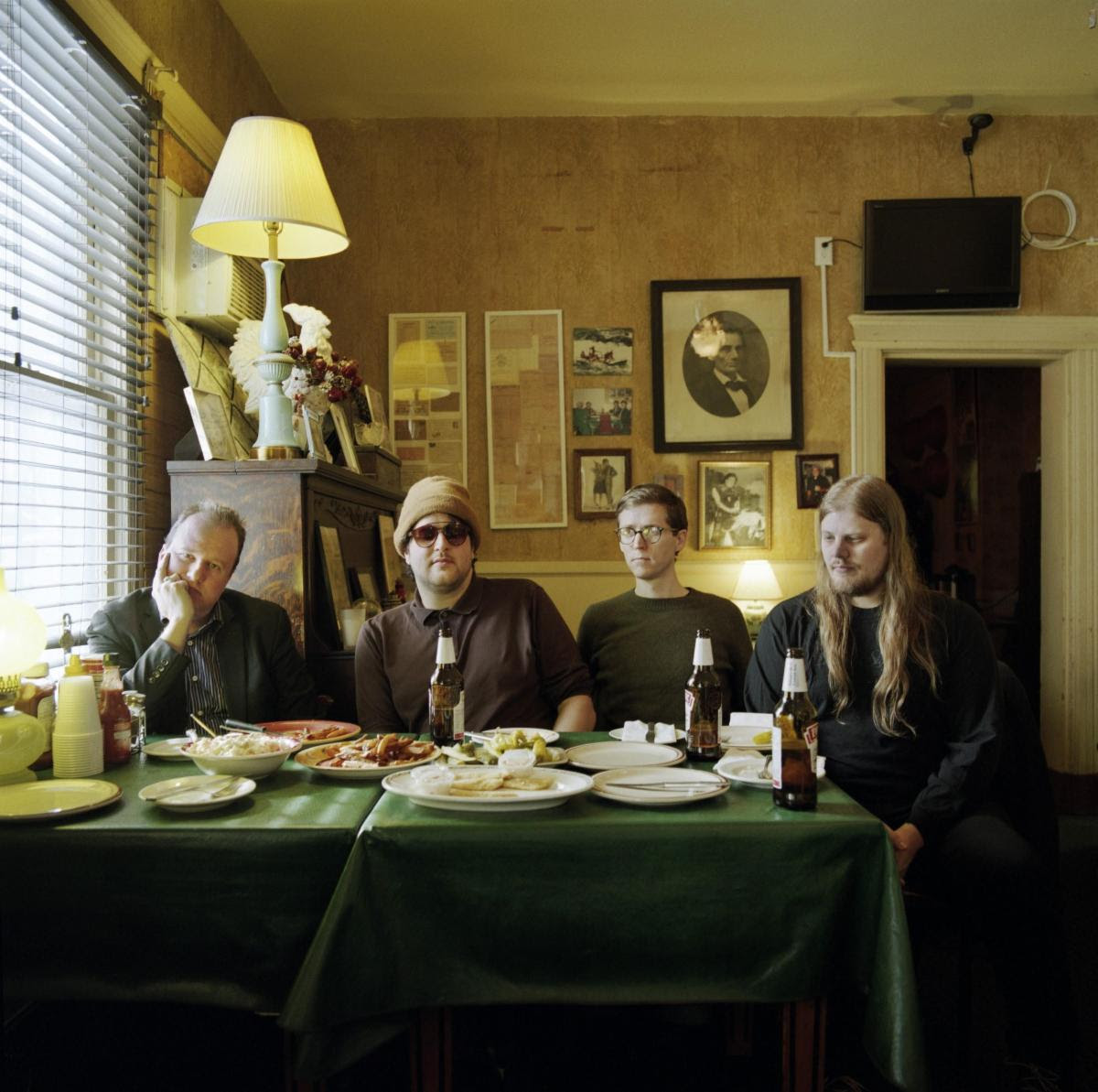 "Protomartyr has released ""Worm In Heaven"""