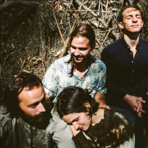 """Big Thief have dropped a new single entitled """"Love In Mine."""" The track, an outtake from the recording sessions of 2019's album Two Hands"""