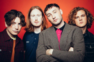 Sea Girls announce new album Open Up Your Head