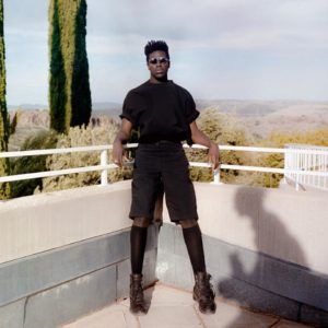 """Northern Transmissions Song of the Day is """"Bless Me"""" by Moses Sumney"""