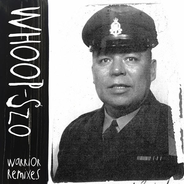 WHOOP-Szo, have announced their EP of remixes of their current release Warrior Down