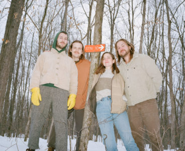 """Thief On The Cross"" by Toronto band Little Kid, is Northern Transmissions Song of the Day"