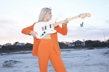 """Singer/songwriter Liza Anne, will release her new album Bad Vacation on July 24, via Arts & Crafts. New single """"Bummer Days,"""" described as wry and self deprecating lyrics"""