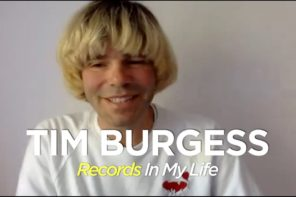 Tim Burgess Guests On Records In My Life