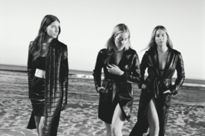 "HAIM have shared ""Don't Wanna"""