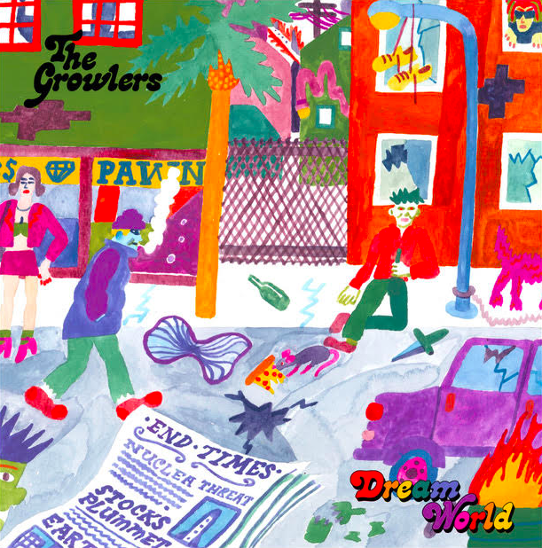 """The Growlers debut """"Dream World"""""""