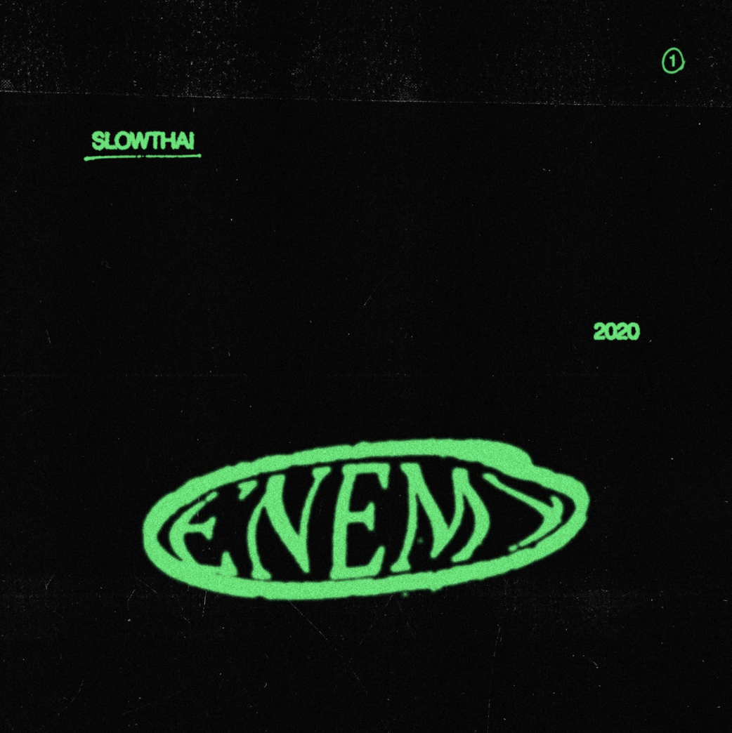 """slowthai, has released a new track and accompanying visual. """"ENEMY"""""""