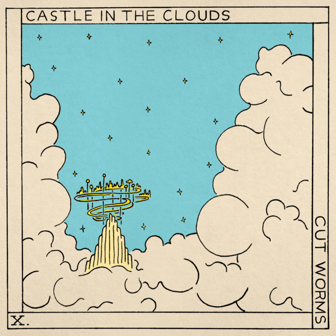 """Cut Worms, moniker of Brooklyn-based singer/songwriter Max Clarke, returns with """"Castle in the Clouds,"""" and an accompanying video"""