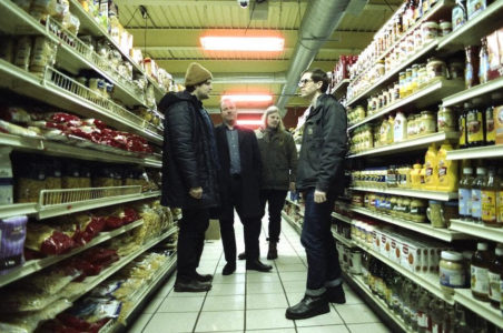 "Protomartyr has released a new video for ""Michigan Hammers."""